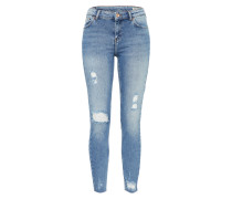 Jeans 'vintage Dest' blue denim
