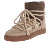 Boots 'Patchwork' beige