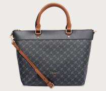 Handtasche 'Cortina Thoosa' dunkelgrau
