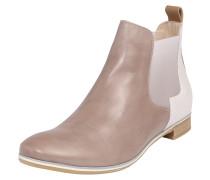 Chelsea Boots im Farbblock-Design