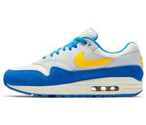 Sneaker 'Air Max 1' blau / weiß