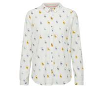 Bluse 'Kitty' mischfarben / weiß