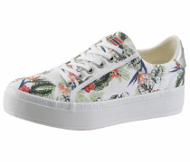 Sneaker 'Astrid' mischfarben / weiß