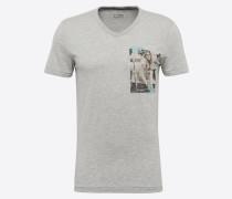 T-Shirt 'T-shirt with fotoprint 1/2'