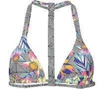 Bikinitop 'PW Triangle Fancy Back Top' mischfarben