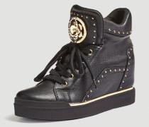 Sneaker 'Finer' schwarz