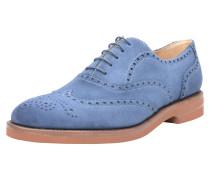 Halbschuhe 'No. 310' blau