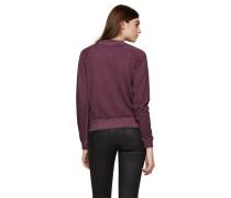 Sweatshirt 'Daefera' bordeaux