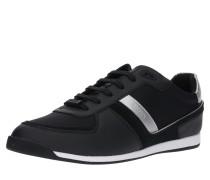 Sneaker 'Glaze' schwarz / weiß