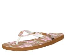 Slipper 'portofino II' braun / rosa