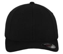 Cap 'Double Jersey' schwarz