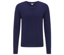 Pullover 'Maritim' blau