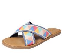 Sandale 'viv' mischfarben