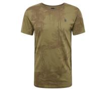 Shirt 'Mons' oliv