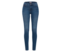 Skinny Jeans 'nora ' blue denim