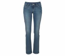 Jeans himmelblau