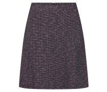 Rock 'Skirts knitted' mischfarben / schwarz