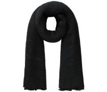 Langer Schal schwarz