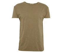 T-Shirt 'Roger Slub' oliv