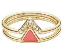 Ring-Set 'fashion Jf02920710' (Set 2 tlg.)
