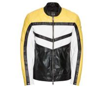 Lederjacke 'master Racer Biker Jacket'