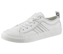 Sneaker 'S-Astico low lace' weiß