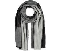 Schal Cixerri grau / schwarz