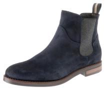 Chelsea Boot nachtblau / grau