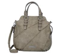 Handtasche 'Jutta' 25 cm khaki