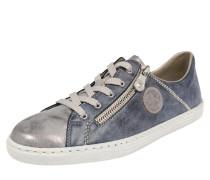 Sneaker im Used-Look grau