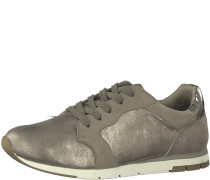 Sneaker bronze / taupe