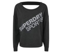 Sport-Sweatshirt 'active Graphic Crew Neck'