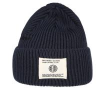 Mütze 'Delta Beanie' dunkelblau