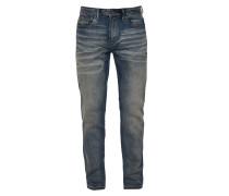 Tubx Regular: Used-Jeans