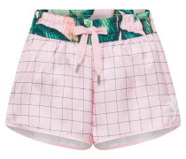 Shorts mischfarben / rosa
