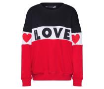 Sweatshirt 'felpa Girocollo ST. Logo+ Cuori'