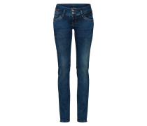 Stretchige Denim 'Jonquil' blau