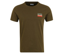 Sport-Shirts 'Rapid Ridge' oliv