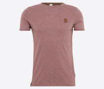 T-Shirt 'Halim Trabando' pastellrot