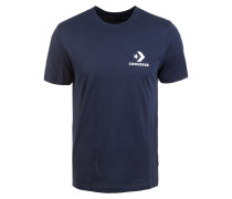 T-Shirt 'Star Chevron' navy
