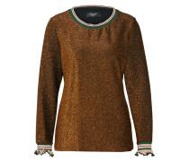 Sweatshirt 'vodo' bronze
