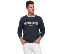Sweatshirt Nothing TO Lose grau