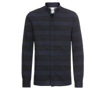 Hemd 'EB Shirt' dunkelblau