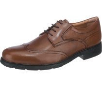 Business Schuhe sepia
