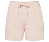 Stoff-Shorts 'Onlpoptrash' rosa