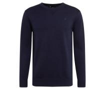 Pullover 'Core r knit l\s' blau