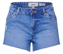 Shorts 'apple' blue denim