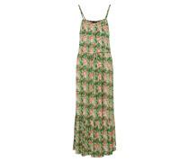 Kleid 'issa-Dr1' grün / mischfarben