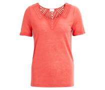 Shirt neonrot