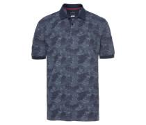 Poloshirt rauchblau / taubenblau